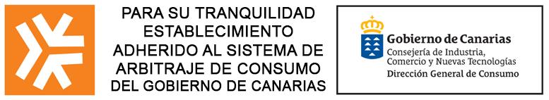 Sistema de arbitraje de consumo del Gobierno de Canarias
